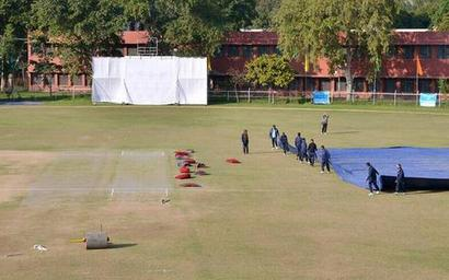 Ranji Trophy | A complete washout on day two