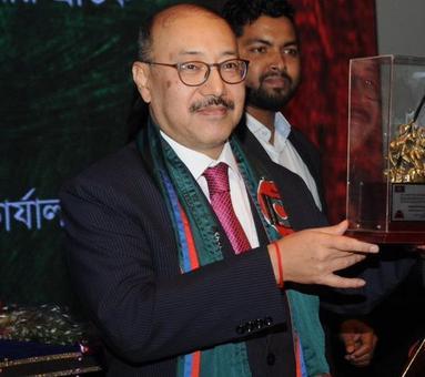 Harsh Vardhan Shringla takes charge as new foreign secretary