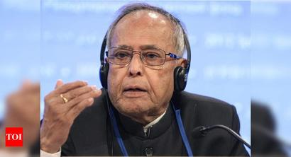 Pranab Mukherjee continues to be on ventilator support