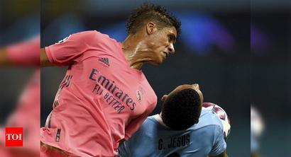 This defeat is mine, says Real Madrid's Raphael Varane