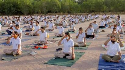 International Yoga Day: Dutch Army, police to showcase yoga asanas online