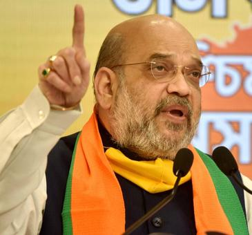 Shah 'peddled lies', 'hungry for votes' amid pandemic: TMC