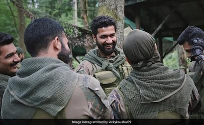 Vicky, Yami And Kirti Mark 1 Year Of 'Uri: The Surgical Strike'. See Pics