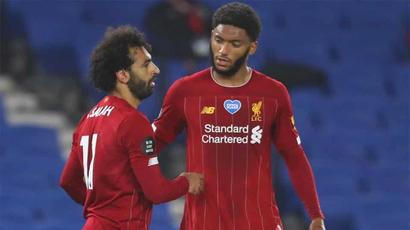 Salah scores twice as Liverpool hopeful of finishing with record points