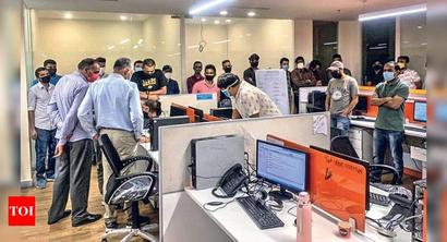 Gurugram: Police to share call centre details with FBI for information on US nationals