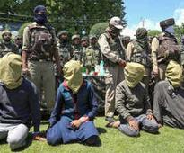 Around 250 militants waiting at launch pads: Army