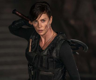 Charlize Theron is a badass immortal in action-packed The Old Guard trailer