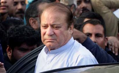 Nawaz Sharif Turned Back From London Hospital After Knife Attack: Report