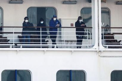 3rd Indian on board cruise off Japan coast hit by Coronavirus