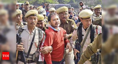Centre's non-acceptance of Clause 6 report an insult: Akhil Gogoi