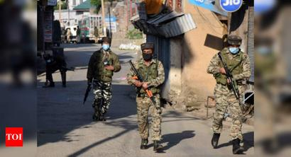 Policeman killed, another injured in terror attack in J&K's Pulwama