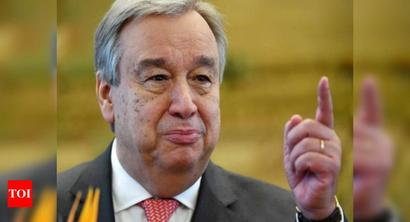 Covid-19 could cause $8.5 trillion loss in global output: UN Secretary General