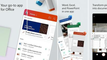 Microsoft's New Office App Brings Word, Excel, PowerPoint Together
