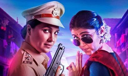 Hundred trailer: Rinku Rajguru is an undercover agent for tough cop Lara Dutta in...