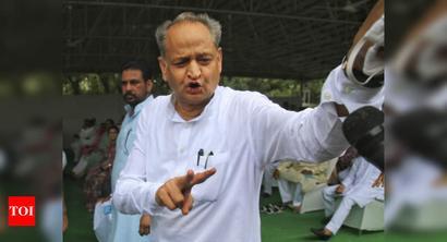 Congress govt in Rajasthan should go: BJP