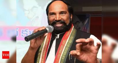 Hyderabad developed under Congress: N Uttam Kumar Reddy