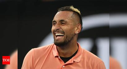 Kyrgios serves up fresh dig at rival Nadal