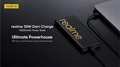 Realme 30W Dart Power Bank to Launch in India Tomorrow