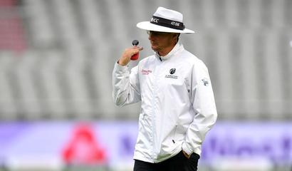 2nd Test: Why ACU officials met umpire Kettleborough