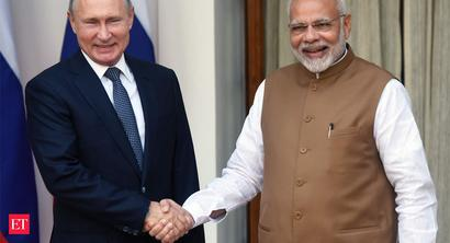 PM Modi and Vladimir Putin discuss S-400, strategic ties