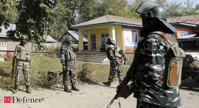 Jammu & Kashmir: 5 suspected militants, their associates held in Kupwara