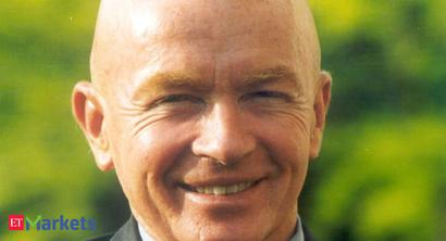Mark Mobius says 5% growth good for India's size, bullish on services & consumption