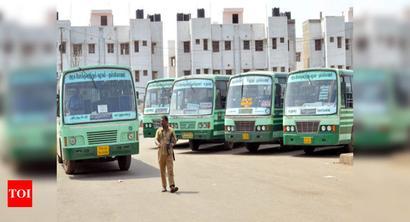 Trichy: TNSTC runs 120 spl buses to Chennai