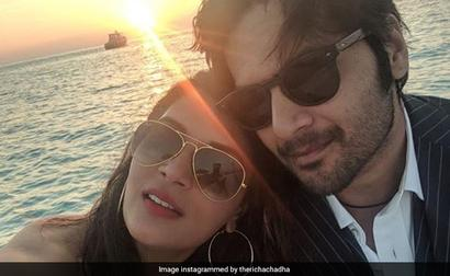 What Ali Fazal Has To Say About Wedding Plans With Richa Chadha