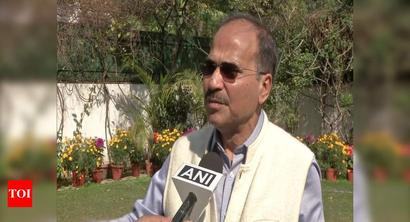 Is Trump God that 70 lakh people will gather to welcome him: Adhir Ranjan Chowdhury