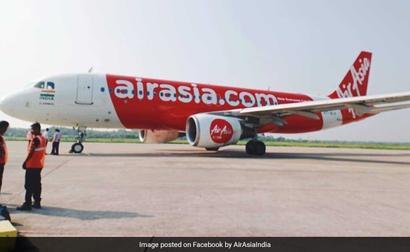 AirAsia Flight Aborts Take Off At Ranchi Airport After Bird-Hit