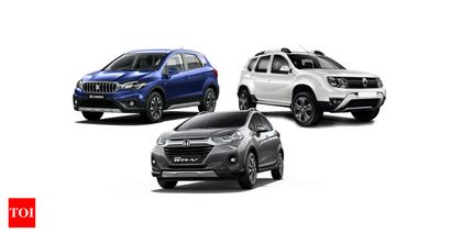 Maruti Suzuki S-Cross vs rivals: Price and output