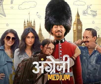 Irrfan Khan's Angrezi Medium Premieres on Disney+ Hotstar