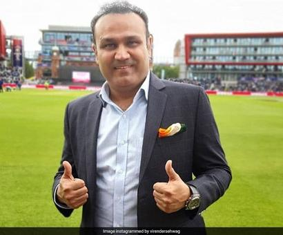 Sehwag, Sardar Part Of 12-Member Panel To Decide National Sports Awards