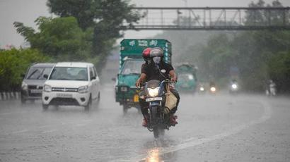 Heavy spells of rain likely in Delhi today