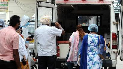 Patiala leads door-to-door Covid-19 survey, Amritsar, Ludhiana lag behind