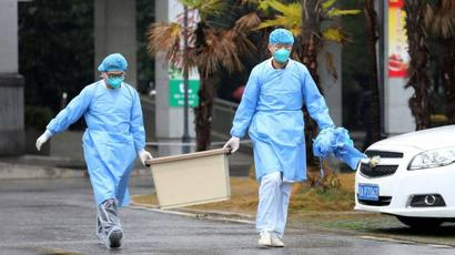 Death toll in China#39;s coronavirus epidemic jumps to over 1600