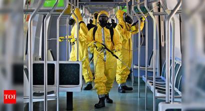 Is coronavirus airborne? WHO says no