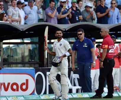 Why the Adelaide 2014 Test will always be special for Virat