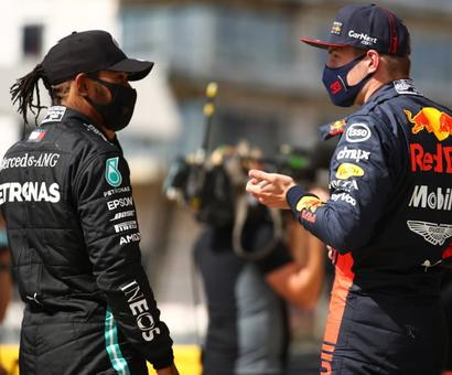 Hamilton Welcomes Prospect Of F1 Title Battle With Red Bull's Verstappen