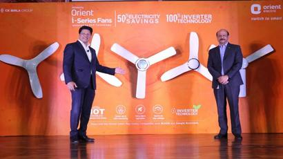 With new star ratings for fans, Orient Electric launches new power-saving products