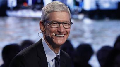 Apple CEO Tim Cook sent a memo to employees about George Floyd