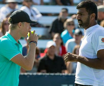 Tennis Roundup: Bopanna-Shapovalov in quarters