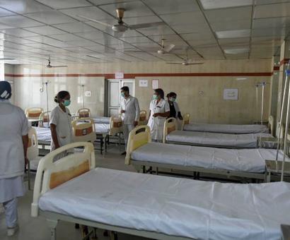 Ghaziabad man becomes 30th coronavirus case in India
