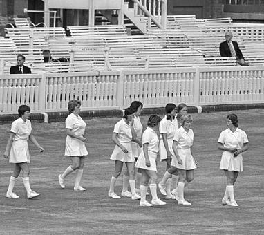 44 years ago today: When Lord's hosts first women's ODI