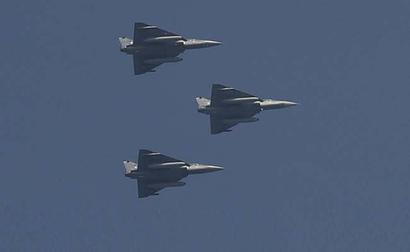 Air Force Operationalises 2nd Squadron Of Home-Made Tejas Combat Aircraft