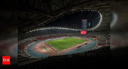China rules out hosting most international sport in 2020