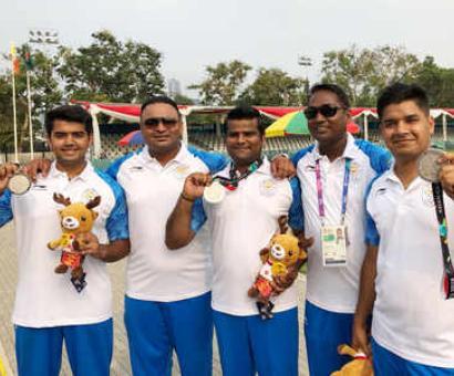 Archery coach Teja, athletics' Pannu recommended for Dronacharya Award