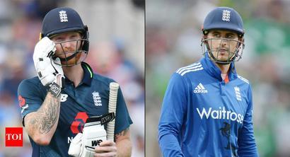 Stokes, Hales picked for England ODI series against Sri Lanka